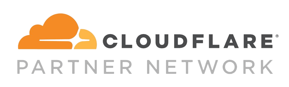 Cloudflare Partner Network badge