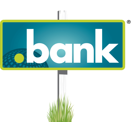 .bank signpost