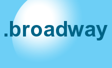 .broadway Domain Name