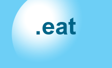 .eat Domain Name