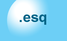 .esq Domain Registration