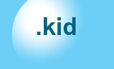 .kid Domain Name