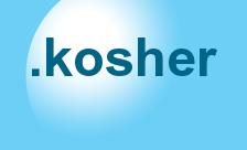 Country flagLogo for .kosher Domain