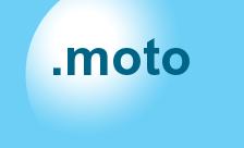 .moto Domain Registration