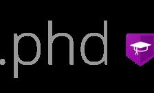 .phd Domain Registration