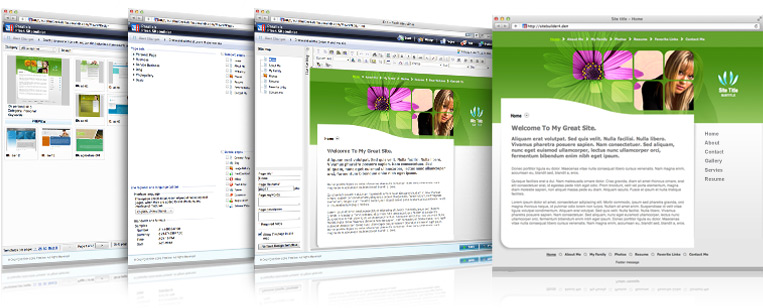 Easy-to-Use Web Interface: 5-Step point-and-click wizard that includes ...